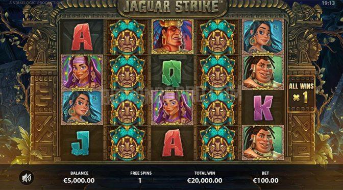 สล็อตออนไลน์ Jaguar Strike